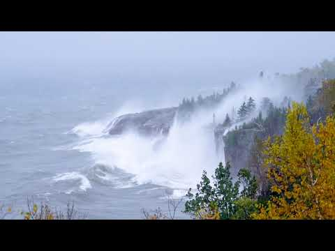 Lake Superior Gales