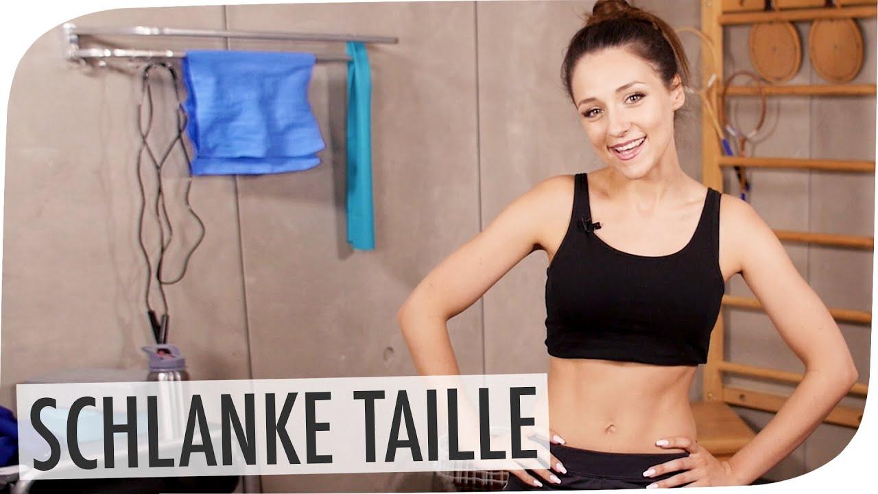 #flipfit   Workout: Schmale Taille mit Regina Hickst - YouTube