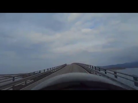 Atlantska cesta - Norveška | Atlantic road - Norway 2014