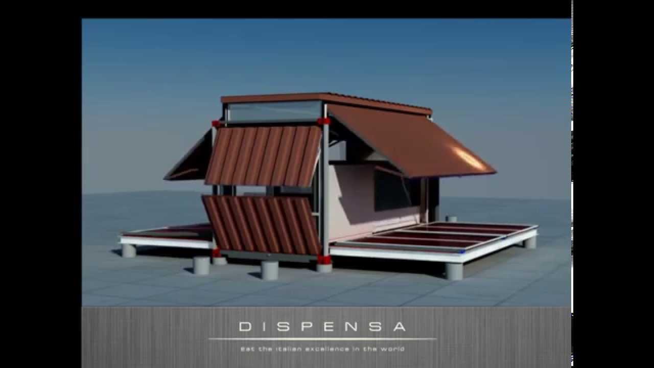 DISPENSA ITALIANA - Modulo DISPENSA - YouTube