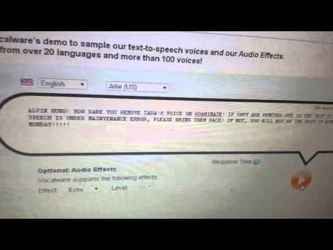 GoAnimate Voices Remove by KateJudyICAOYesJoshuaScottNoFTL EDCP