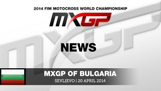 MXGP of Bulgaria 2014 Highlights - Motocross