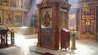 Божественная литургия 17 мая 2020 г., г. Москва, Сретенский мужской монастырь