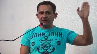 Paulo em pronunciamento sobre seguro safra em Quixeré 31 08 2018