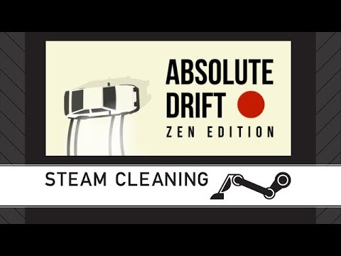 Steam Cleaning - Absolute Drift