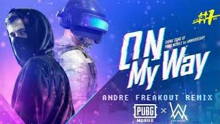 DJ ON MY WAY (ALAN WALKER) - ANDRE FREAKOUT REMIX 2019 [ BREAKBEAT VERSION ]