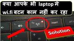 WiFi , Is Not working In My Laptop or Desktop,,mean Internet नहीं चल रहा ,solve this problem