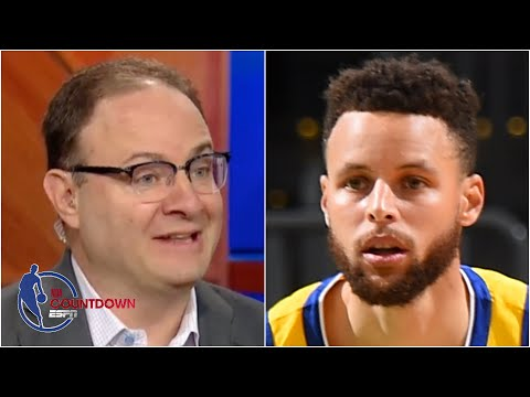 Reacting to Steph Curry hitting 11 3-pointers vs. the Celtics | NBA Countdown
