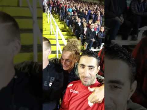 RAFC Fans Go Crazy!... Must See!