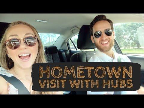 BRINGING MY HUSBAND TO MY HOMETOWN // Winter Park, Florida