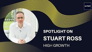 Spotlight on Stuart Ross