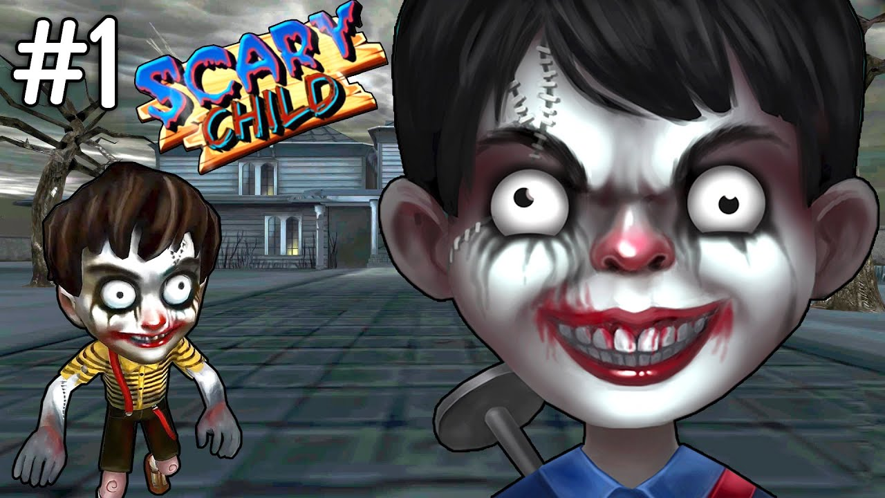 GRANNY KA BHOOTIYA BACHA - Scary Child Game #1 | Android Full Gameplay