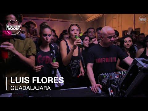 Luis Flores Boiler Room Guadalajara Live Set