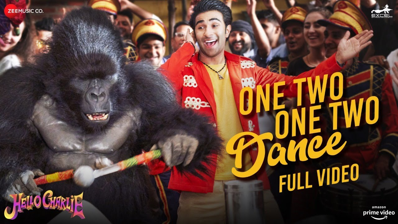 One Two One Two Dance - Full Video | Hello Charlie | Aadar Jain| Nakash Aziz| Tanishk Bagchi | Vayu