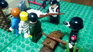 Лего самоделка по теме Великая Отечественная война #1