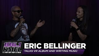 Eric Bellinger Talks VR Album And Writing For Other Artists!