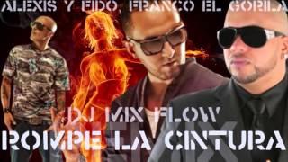 Alexis y Fido, Franco El Gorila - Rompe La Cintura Remix