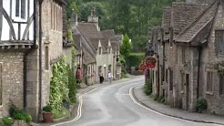 Castle Combe Village Wiltshire.
