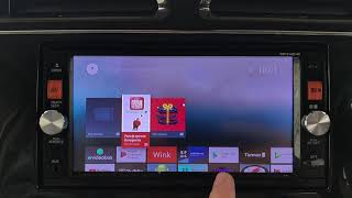NISSAN (Pioneer) MP314D-W + AppRadio Unchained Rootless (ARUR) + Android TV