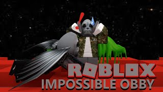 Playing Stupid IMPOSSIBLE OBBY!! (i hate this game) - Roblox -
