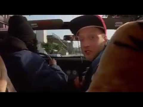 CB4 (1993) - Drive By High Speed Chase Shooting