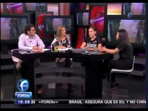 Entrevista a activistas de AN en México. 12-05-10
