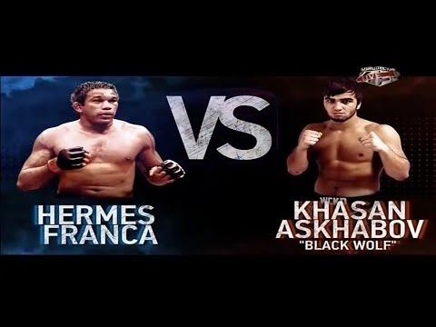 WFCA 6: Гермес Франка vs. Хасан Асхабов | Hermes Franca vs. Khasan Askhabov