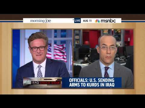 Scarborough: GOP 'Bitching & Moaning' Obama's Iraq Policy, They Should 'Salute'