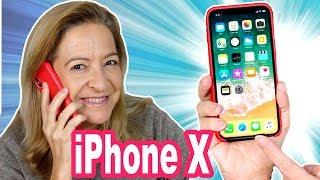 Iphone X en 5 minutos para trollear a tus amigos y presumir