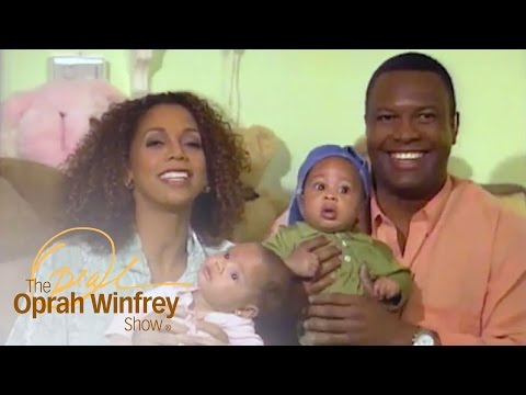 "When Holly Robinson Peete Became a New Mom to Twins: ""It"