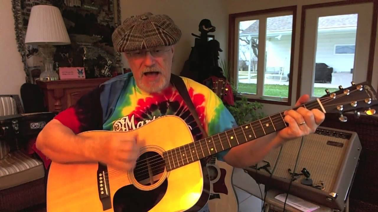 1355 Sunshine Superman Donovan Cover With Guitar Chords And