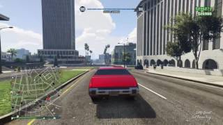 Grand Theft Auto V_20170528032923 Muscle Car Cruise