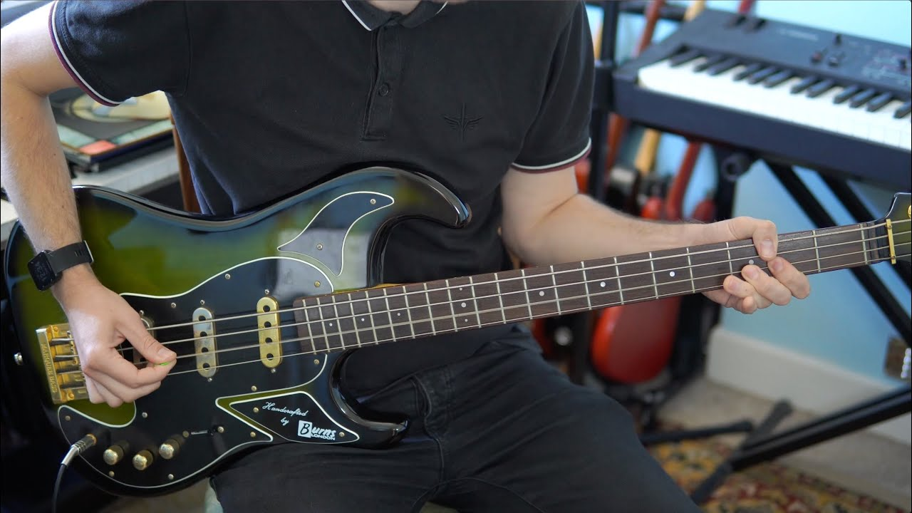 how to be a great bass player