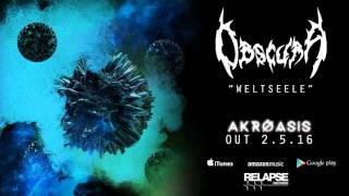 "OBSCURA - ""Weltseele"" (Official Track)"