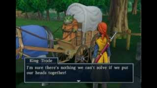 Dragon Quest VIII: Journey of the Cursed King Gameplay PS2