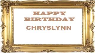Chryslynn   Birthday Postcards & Postales - Happy Birthday