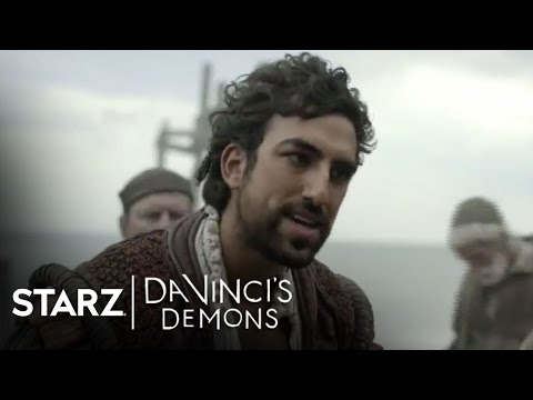 Da Vinci's Demons  Ep. 203 : Need to Go  STARZ