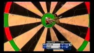 Phil Taylor - greatest shot ever?