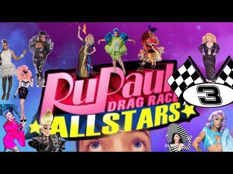 RuPaul Drag Race All Stars Season 3 - CAST ANNOUNCEMENT LEAK SPOILER (Discussion)
