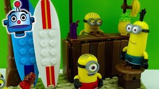 Minions Banana Bar Día de Playa Beach Day - Juguetes de Los Minions