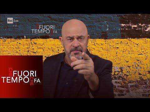 Maurizio Crozza sulle ultime vicende politiche - Che fuori tempo che fa 21/01/2019