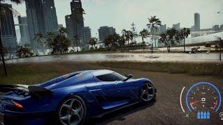 Need for Speed: Heat - Racing with Koenigsegg