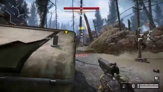 Warface|Online Gameplay|CO-OP Gameplay|Max Settings