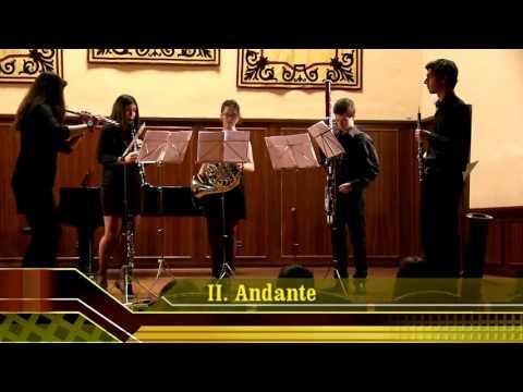 Quinteto de Viento Real Conservatorio de Albacete