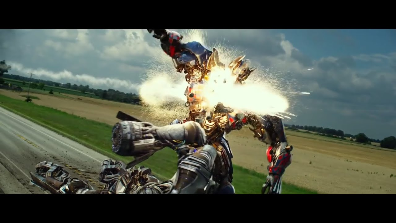 "TRANSFORMERS: AGE OF EXTINCTION -- De officiële Nederlandse ""payoff"" trailer (HD)"