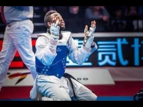 Cheick Sallah CISSE(CIV) Highlights- olympic champion  RIO 2016/ Nice kicks and movements..2018