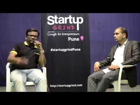 Startup Grind Pune Hosts Vinamra Pandiya (TastyKhana)