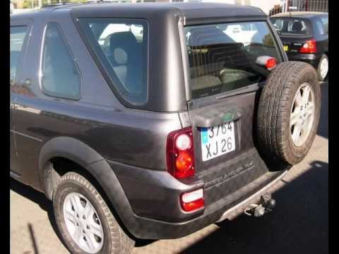 4x4 land rover freelander 3p youtube. Black Bedroom Furniture Sets. Home Design Ideas