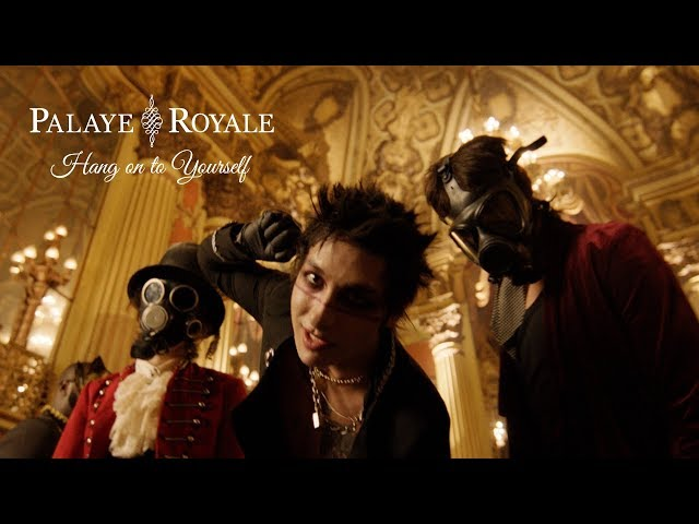 PALAYE ROYALE - Hang On To Yourself (Official Music Video)