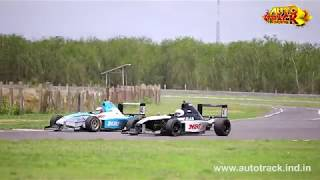 MRF F1600 Driver Training Program at Chennai 2018